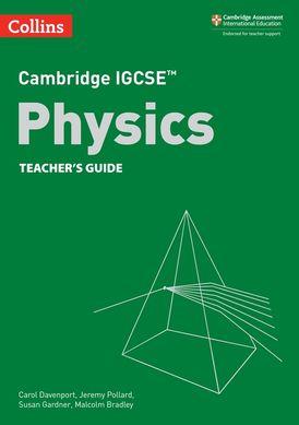 Cambridge IGCSE™ Physics Teacher's Guide (Collins Cambridge IGCSE™)