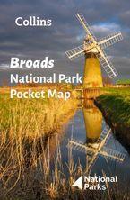 Broads National Park Pocket Map Sheet map, folded  by National Parks UK