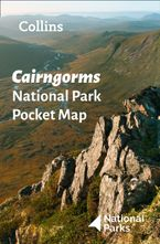 Cairngorms National Park Pocket Map Sheet map, folded  by National Parks UK