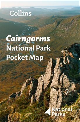 Cairngorms National Park Pocket Map: The perfect guide to explore this area of outstanding natural beauty