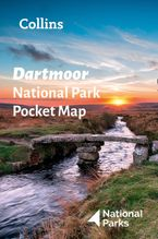Dartmoor National Park Pocket Map Sheet map, folded  by National Parks UK