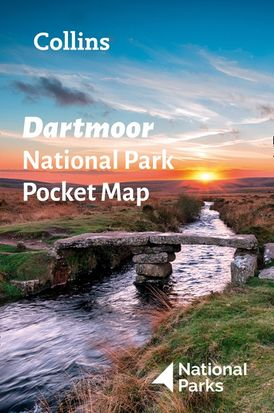 Dartmoor National Park Pocket Map: The perfect guide to explore this area of outstanding natural beauty