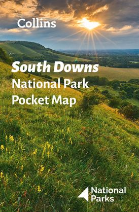 South Downs National Park Pocket Map: The perfect guide to explore this area of outstanding natural beauty