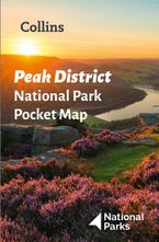 Peak District National Park Pocket Map: The perfect guide to explore this area of outstanding natural beauty Sheet map, folded  by National Parks UK