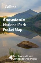 Snowdonia National Park Pocket Map: The perfect guide to explore this area of outstanding natural beauty Sheet map, folded  by National Parks UK