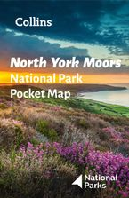 North York Moors National Park Pocket Map: The perfect guide to explore this area of outstanding natural beauty Sheet map, folded  by National Parks UK