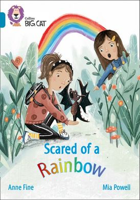 Scared of a Rainbow: Band 13/Topaz (Collins Big Cat)