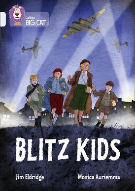 Blitz Kids: Band 17/Diamond (Collins Big Cat)
