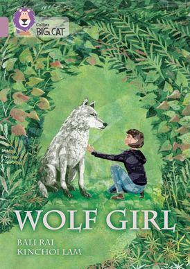 Wolf Girl: Band 18/Pearl (Collins Big Cat)