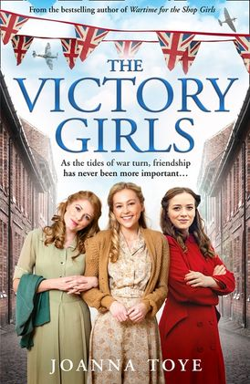 The Victory Girls (The Shop Girls, Book 5)