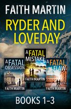 The Ryder and Loveday Series Books 1–3