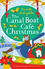 The Canal Boat Café Christmas eBook  by Cressida McLaughlin