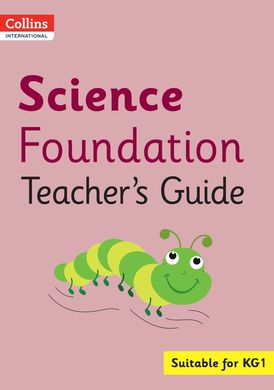 Collins International Foundation – Collins International Science Foundation Teacher's Guide