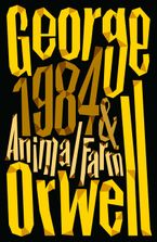 Animal Farm and 1984 Nineteen Eighty-Four Paperback  by George Orwell