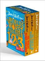 The World of David Walliams: The World's Worst Children 1, 2 & 3 Box Set Hardcover  by David Walliams