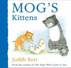 Mog's Kittens Board book  by Judith Kerr