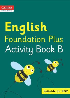 Collins International Foundation – Collins International English Foundation Plus Activity Book B