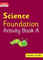 Collins International Foundation – Collins International Science Foundation Activity Book A Paperback  by Fiona MacGregor