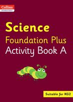 Collins International Foundation – Collins International Science Foundation Plus Activity Book A Paperback  by Fiona MacGregor