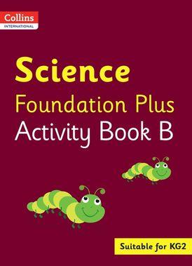 Collins International Foundation – Collins International Science Foundation Plus Activity Book B