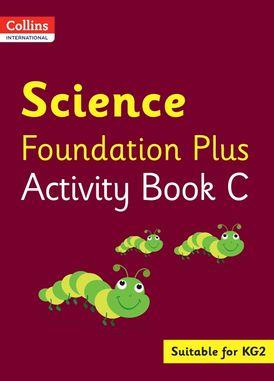 Collins International Foundation – Collins International Science Foundation Plus Activity Book C