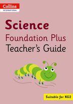 Collins International Foundation – Collins International Science Foundation Plus Teacher's Guide