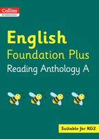 Collins International Foundation – Collins International English Foundation Plus Reading Anthology A Paperback  by Fiona MacGregor