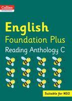 Collins International Foundation – Collins International English Foundation Plus Reading Anthology C Paperback  by Fiona MacGregor