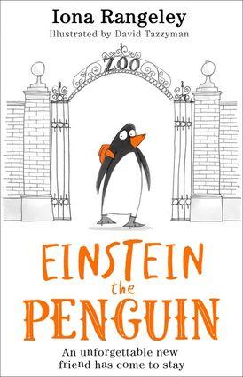 Einstein the Penguin