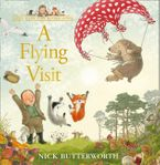 A Flying Visit (A Percy the Park Keeper Story)