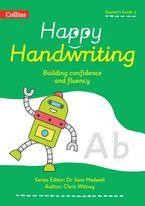 Happy Handwriting – Teacher's Guide 1