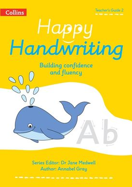 Happy Handwriting – Teacher's Guide 2