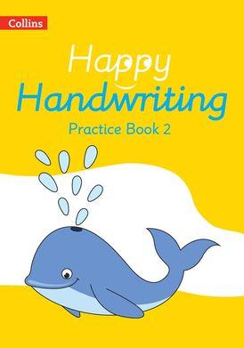 Happy Handwriting – Practice Book 2