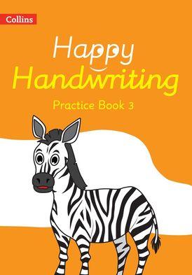 Happy Handwriting – Practice Book 3