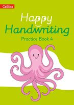 Happy Handwriting – Practice Book 4