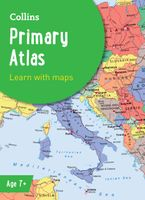 Collins Primary Atlas (Collins School Atlases) Paperback  by Collins Maps