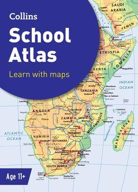 Collins School Atlas (Collins School Atlases)