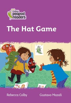 Collins Peapod Readers – Level 1 – The Hat Game