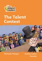 Collins Peapod Readers – Level 4 – The Talent Contest