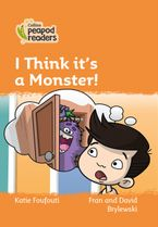 Collins Peapod Readers – Level 4 – I Think it's a Monster!