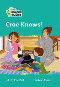 collins-peapod-readers-level-3-croc-knows