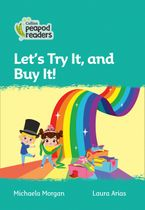 Collins Peapod Readers – Level 3 – Let's Try It, and Buy It!
