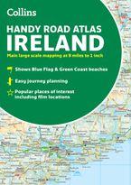Collins Handy Road Atlas Ireland Paperback  by Collins Maps