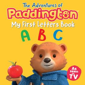 The Adventures of Paddington: My First Letters Book
