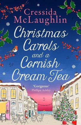 Christmas Carols and a Cornish Cream Tea (The Cornish Cream Tea series, Book 5)