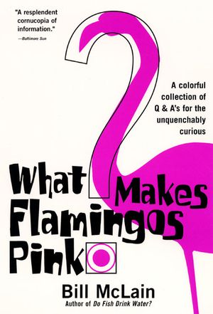 What Makes Flamingos Pink? book image