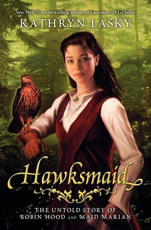 Hawksmaid book image