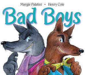 Bad Boys book image