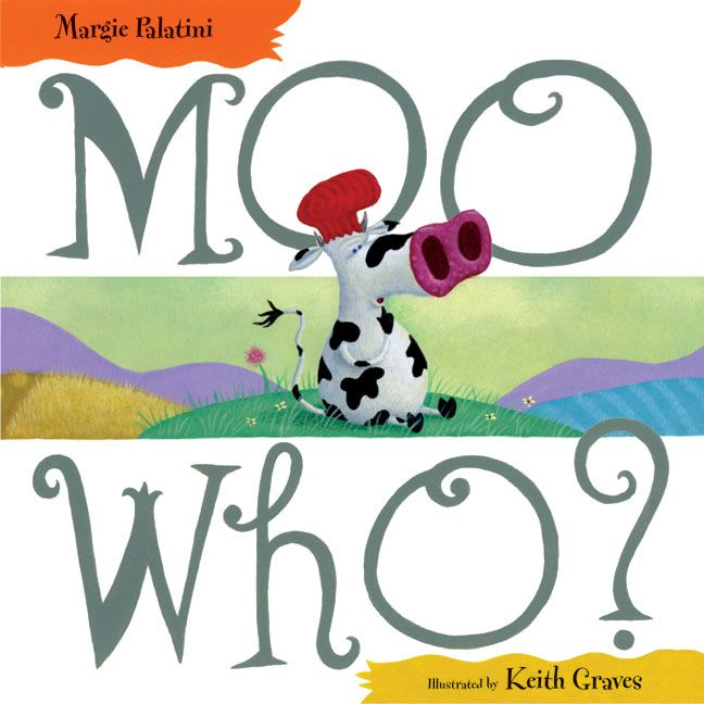 moo who  - margie palatini