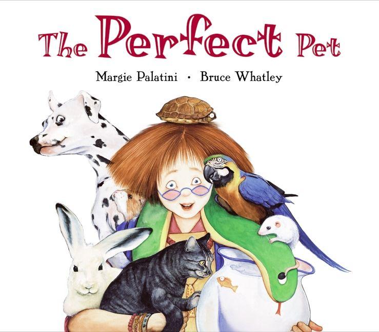 the perfect pet margie palatini paperback
